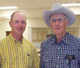 Bud Williams and I
